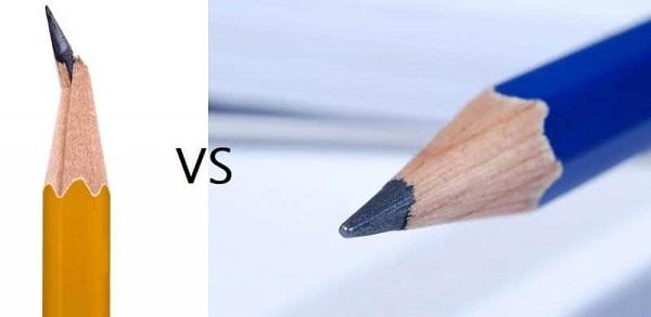 Nên dùng bút chì loại nào để tô trắc nghiệm thpt quốc gia 2019